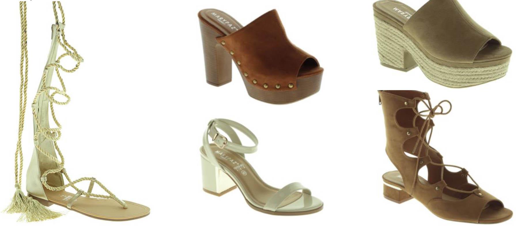 Marypaz Zapatos Zuecos zueco Mary Paz 0OkXNP8wnZ