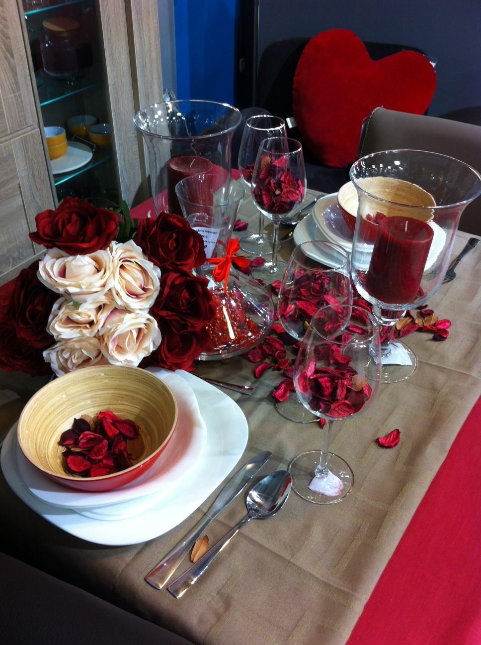 San valent n blog de zenia boulevard - Detalles para cena romantica ...
