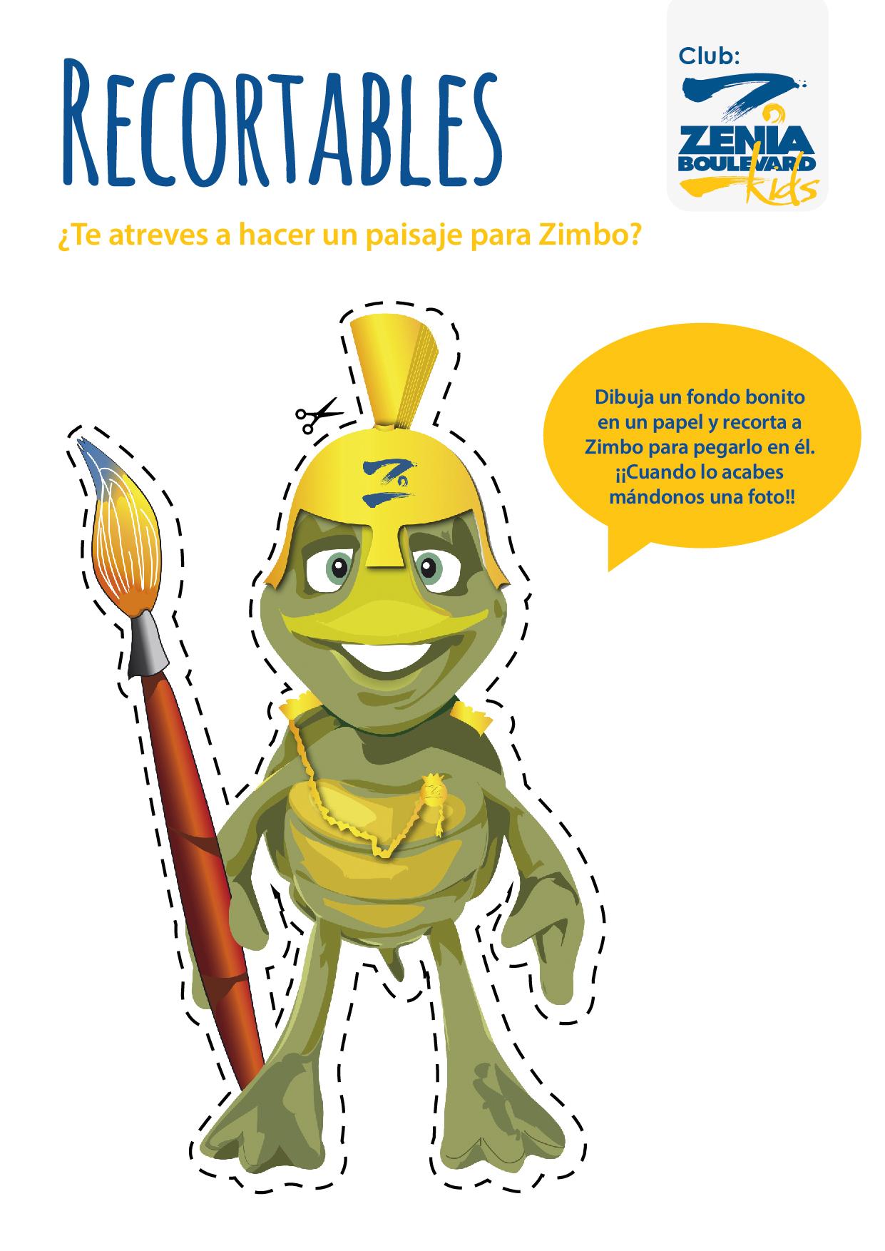 Recortable Zimbo