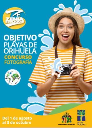 CONCURSO FOTOGRAFÍA PLAYAS ORIHUELA