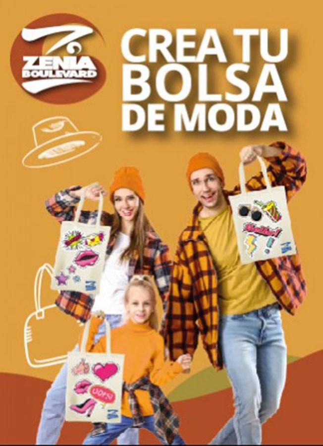 TALLER INFANTIL CREA TU BOLSO DE MODA