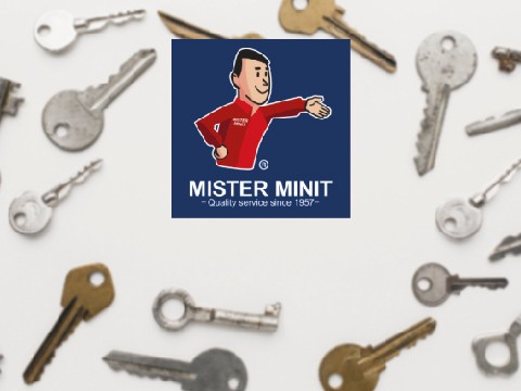 Mister Minit 10%