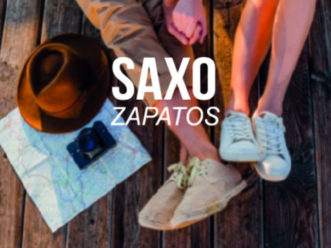 Saxo Zapatos 10%