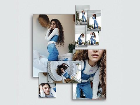 Colaboración denim de H&M con Lee
