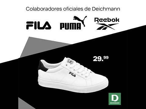 Sport Brands desde 29,99€ (Puma, Fila, Reebok) en